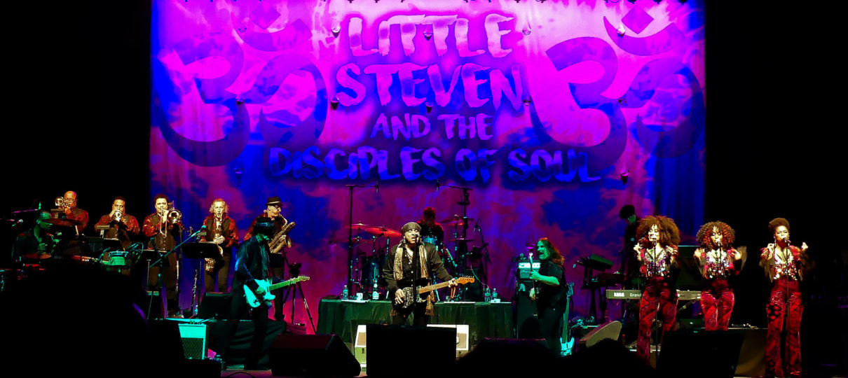 Little Steven and the Disciples of Soul al Mix Festival