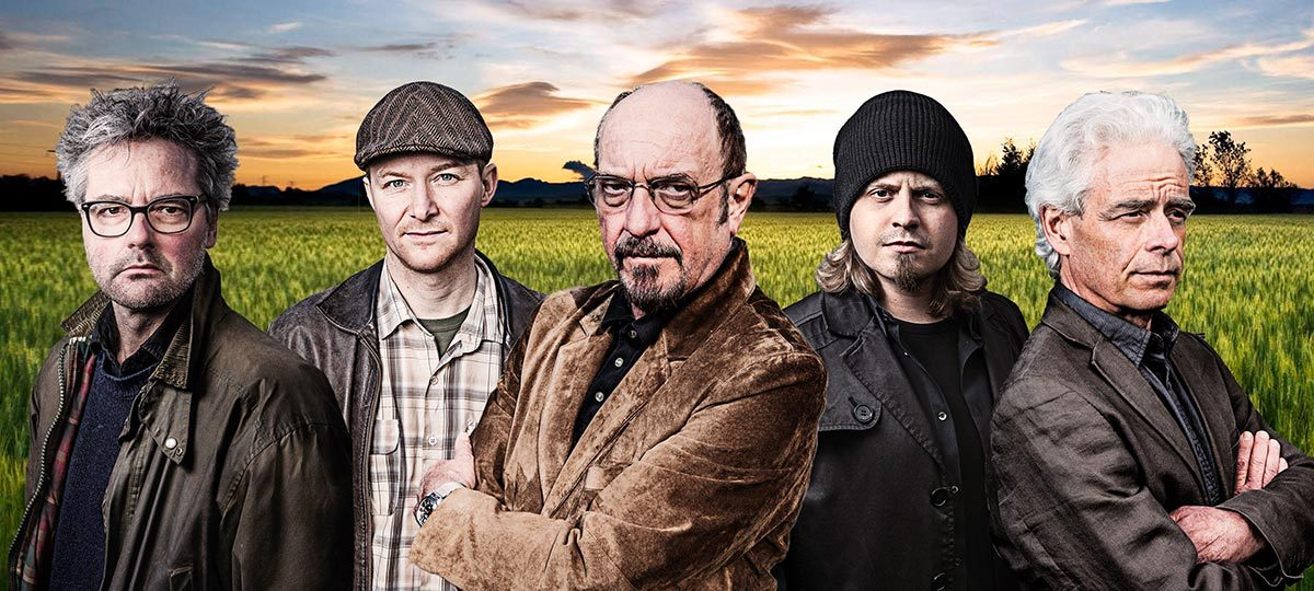 "Ian Anderson al Mix Festival con ""The Best of Jethro Tull"""
